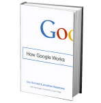 Book How google works